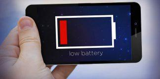 bateria baja smartfhone energia