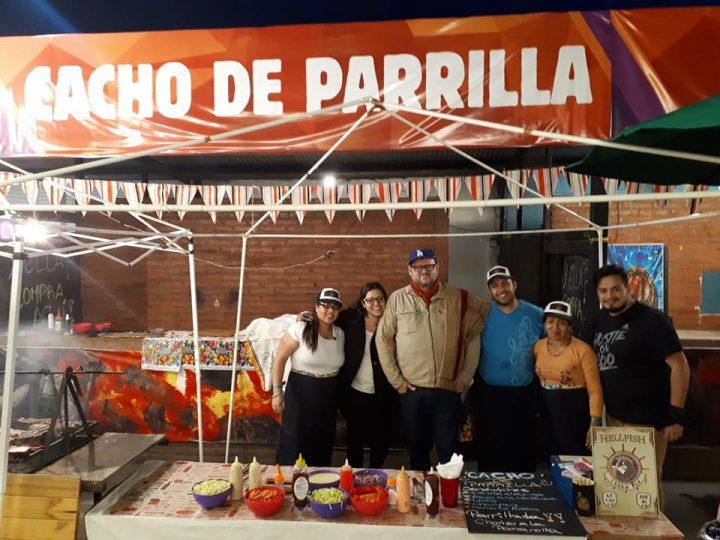 Feria Abasto Gourmet parrilla
