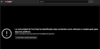 video 1444 youtube elimino redes sociales viral