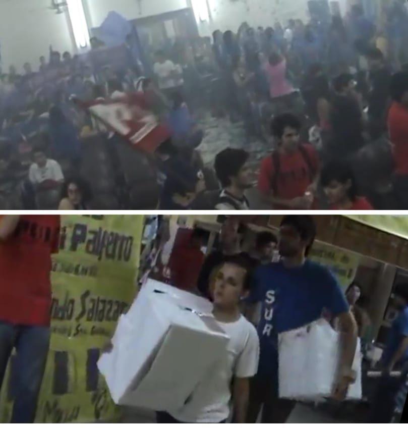Elecciones CUEFyL 2009 La dinámica de la política estudiantil