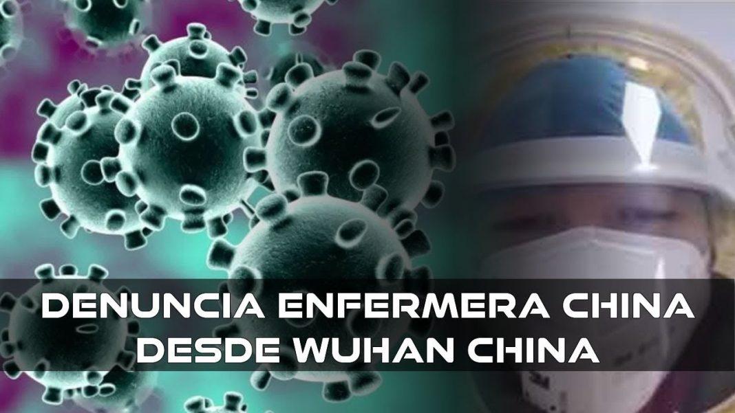 Coronavirus Enfermera china revela que son 90 mil los infectados