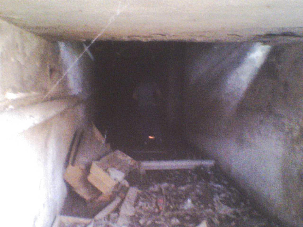 Túneles ocultos en la Facultad de Filosofía y Letras