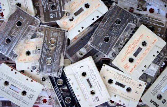cassetes - La evolución de la música se vive en streaming