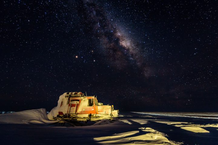 Científicos detectan el mejor lugar de la Tierra para observar las estrellas