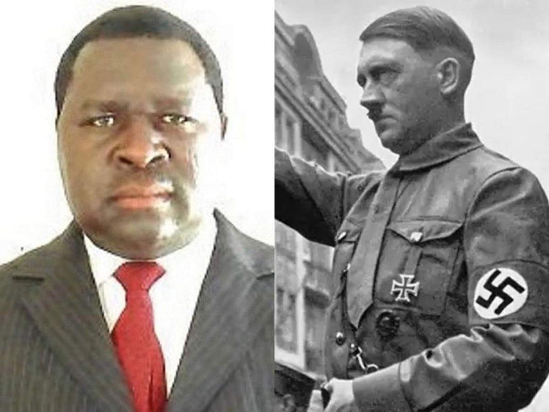 No es broma: Adolf Hitler es ahora administrador de distrito en Namibia
