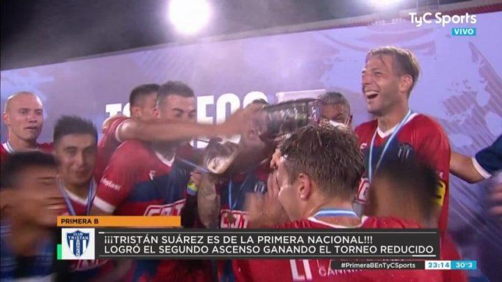 Ascenso | Tristán Suárez le ganó la final del Reducido a San Telmo