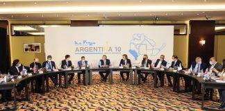 Alberto Fernández participa del 3er encuentro de gobernadores del Norte Grande