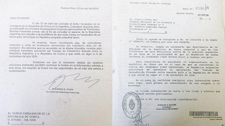 AMIA  Documento inédito demuestra que nunca se dejó de perseguir a los imputados