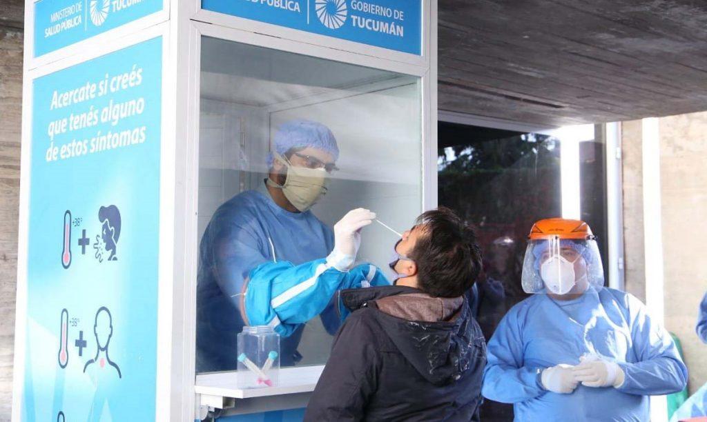 Covid-19 Se registraron 81 contagios nuevos pero ninguna muerte
