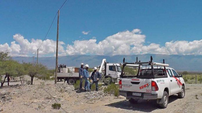 ERSEPT Obra eléctrica beneficiará a cientos de vecinos de los valles tucumanos