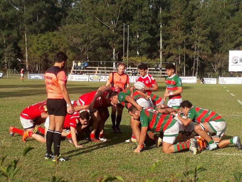 El rugby vuelve pero sin scrum