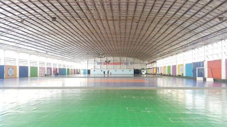 ATSA   Avanzan las obras en La Ciudad Deportiva