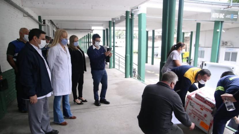 Covid-19   Hoy abren padrón para vacunar personas de entre 59 y 69 años