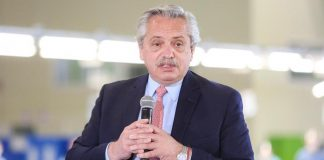 Alberto Fernández presenta mañana las mil obras públicas en marcha