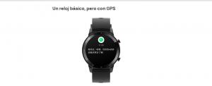 Nubia presentó un nuevo reloj inteligente, el Nubia Red Magic Watch
