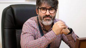El virólogo argentino Pablo Murcia_UNIVERSIDAD DE GLASGOW