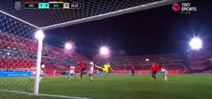 Gol de Independiente
