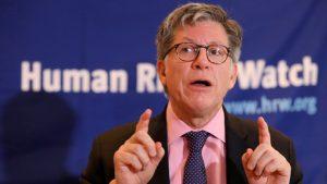José Miguel Vivanco, director para las Américas de la organización Human Rights Watch