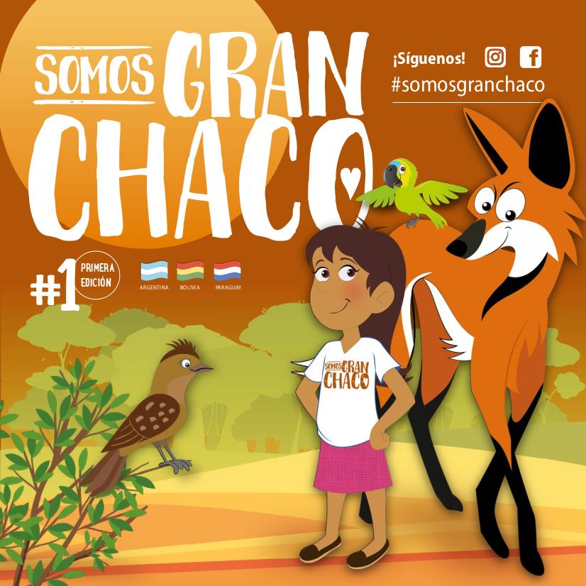 SOMOS GRAN CHACO | Lanzan revista virtual lúdico-educativa y gratuita