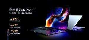 Xiaomi_Nueva PC portátil de 15 pulgadas