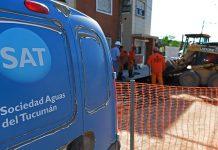 Operarios de la SAT avanzan con las tareas de mantenimiento