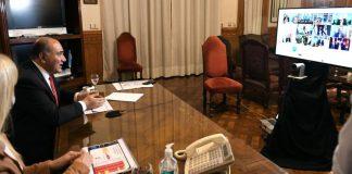 Covid-19 | Manzur adelantó que Tucumán acompañará las decisiones que tome Nación