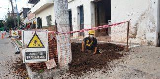 Villa Luján | La SAT trabaja en mejorar la calidad de servicio de agua