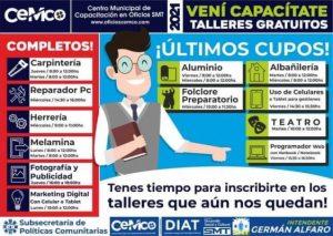 Centro Municipal de Capacitación en Oficios