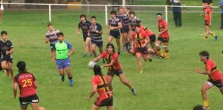 Rugby M19   Contundente victoria de Cardenales ante Universitario