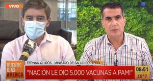 """  """"La denuncia es falsa"""" es la respuesta del gobierno porteño al PAMI"""
