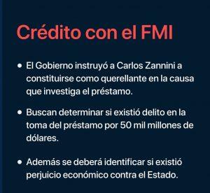 Querella contra Mauricio Macri_2