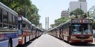 Paro de UTA | Empresas de ómnibus pierden la concesión regular del servicio público de pasajeros