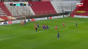Unión 1 - Boca 0