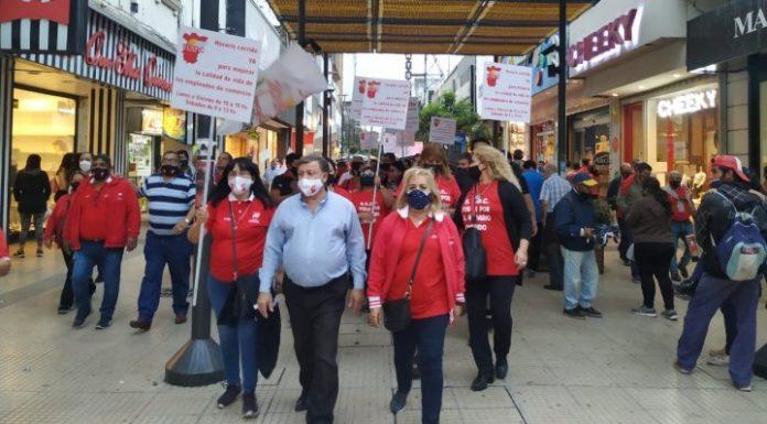 SEOC   El sindicato insiste con la implementación del horario corrido