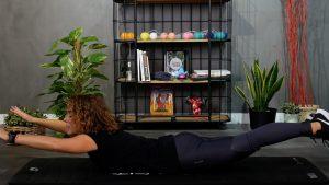 Estiramientos y ejercicios