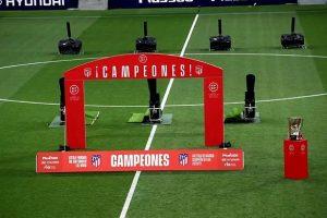 España_Atlético de Madrid Campeón de Liga