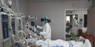 Covid-19   Aumentó un 34% la ocupación de camas de terapia intensiva a nivel nacional