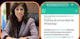 WhatsApp | Una cautelar detuvo la actualización de condiciones obligatorias