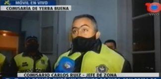 Yerba Buena   Presos intentaron fugarse de una comisaría
