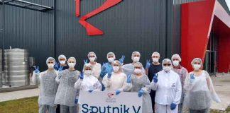 Argentina comenzará la producción masiva de las vacunas rusas Sputnik V