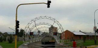 Túnel de calle Córdoba | La Policía clausuró el paso porque se inundó otra vez