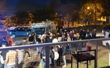 Yerba Buena | El IPLA y la Policía desalojaron una fiesta multitudinaria al pie del cerro San Javier