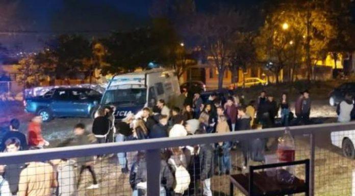 Yerba Buena   El IPLA y la Policía desalojaron una fiesta multitudinaria al pie del cerro San Javier