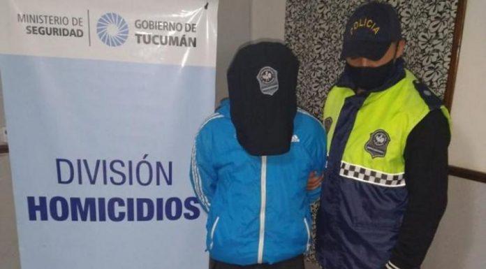 Capturan al acusado de matar a un joven en el barrio Alejandro Heredia