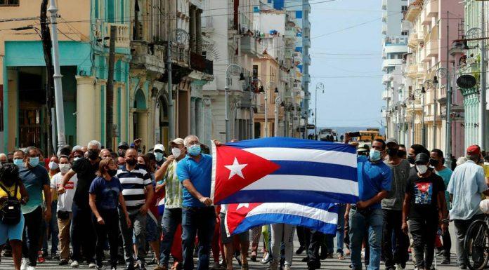 Cuba impide el acceso a Internet y redes sociales