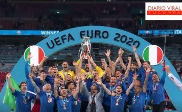 Eurocopa | Italia campeón