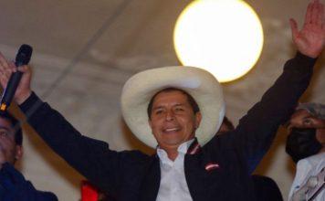 Perú_Pedro Castillo fue proclamado presidente