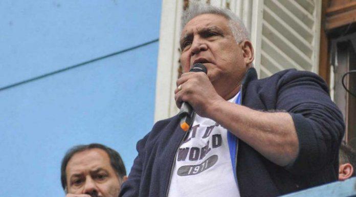"""El """"Pata"""" Medina vuelve a ser arrestado"""