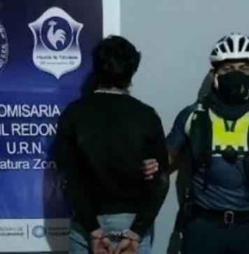 Horco Molle | Aprehendieron a un ladrón que robaba en la zona