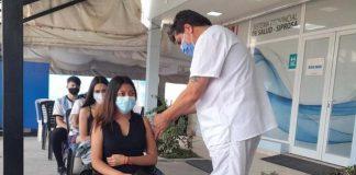 La vacunación de jóvenes de 17 años está en marcha